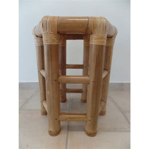 Tabouret Bambou by Tabouret Bambou