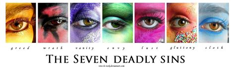 the 7 deadly sins seven deadly sins lulu s adventures