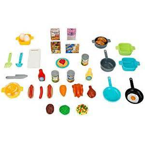 Spark Kitchen Set Amazon Com Just Like Home Betty Crocker Pots Pans Amp Play