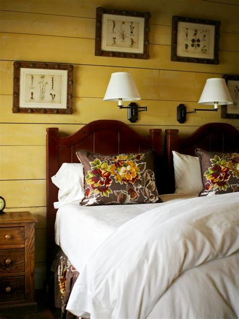 Brown And Yellow Bedroom by The Color Yellow Hgtv