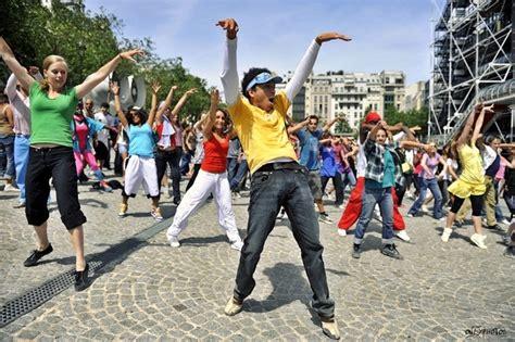 tutorial dance flash mob flash mobs media gang
