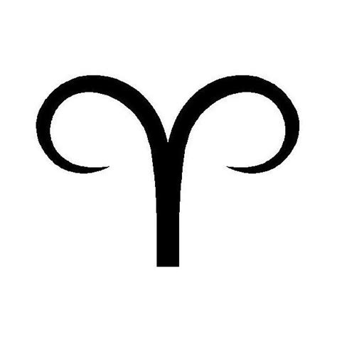 aries symbol tattoo best 25 aries symbol ideas on zodiac tattoos