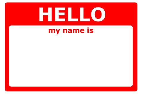 You Named What by Your Name The Most Important Thing You Ll Say