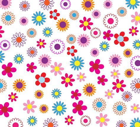 colorful designs and patterns colorful floral background pattern free stock photo