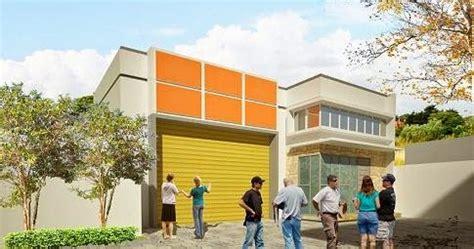 jasa desain gudang jasa desain ruko minimalis modern desain gudang tempat