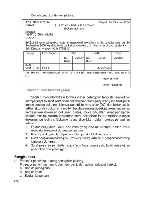 contoh formulir komplain contoh 193
