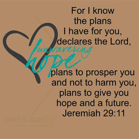 jeremiah bullied jeremiah 29 11 for i know the plans christian scripture