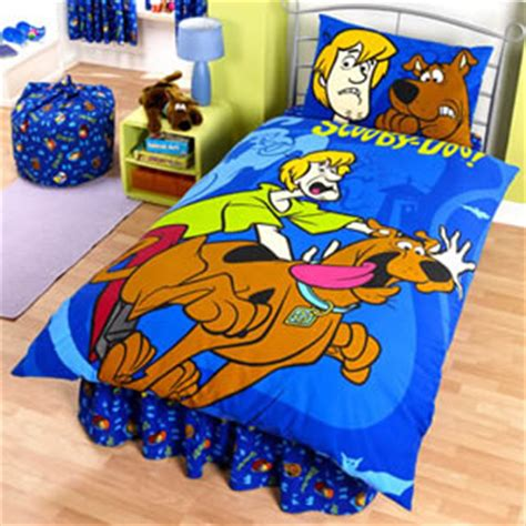 Scooby Doo Bedding Set Scooby Doo Bedding Spooky Single Duvet Set Review Compare Prices Buy