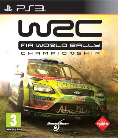 3 Cool World Rally Team Gifts For Your by Wrc World Rally Chionship Ps3 Zavvi
