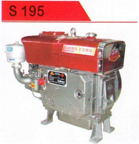 Mesin Potong Rumput Maxtron s195 dongfeng diesel engine s195 13 hp jual mesin