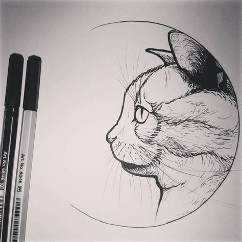 tattoo sketch cat 222 best images about cat tattoo on pinterest cat