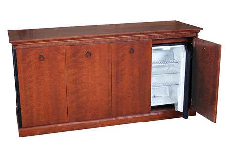 Credenza With Fridge refrigerator arnold contract