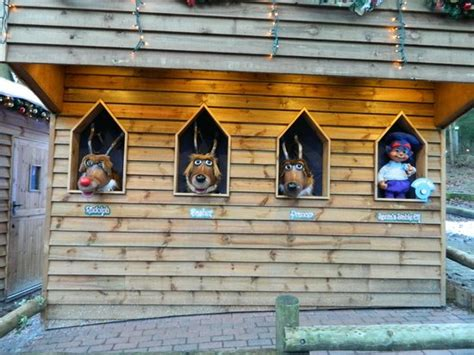 decorations picture of center parcs whinfell forest
