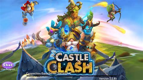 cara mod game castle clash cara mudah dapat banyak gems castle clash carcir