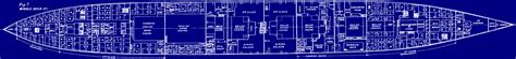 blueprint plans all things titanic blueprints