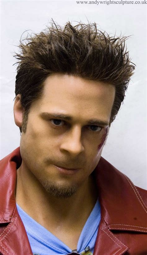 tyler durden haircut tyler durden tyler durden fightclub life size bust andy