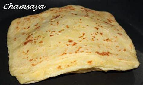 recettes de cuisine marocaine avec photos recette de msemmens ou galettes feuillet 233 es marocaines