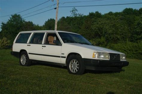 purchase   volvo  turbo wagon  door   saylorsburg pennsylvania united states