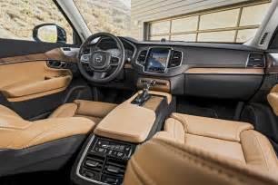Volvo S90 Interior Volvo S90 Interior Image 27