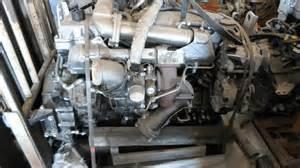 Isuzu Duramax Diesel Engines Duramax 7 8 Isuzu 2009 6hk1x 475 Ci Diesel Complete New