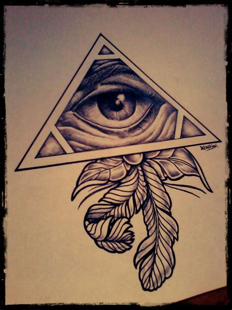 eye for an eye tattoo design all seeing eye drawings pictures to pin on