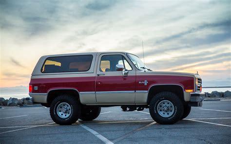 Chevy K5 Blazer by 1988 Chevy K5 Blazer 4 215 4