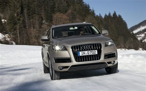 Audi Q7 2011 by Audi Q7 2011 Widescreen Car Image 16 Of 35
