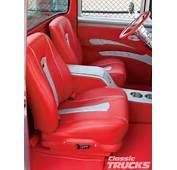 1956 Ford F100 Pickup Truck Custom Bucket Seats