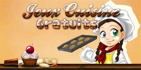 jeux de cuisine gratuits