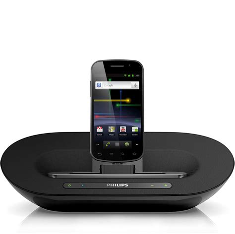 android speaker dock speaker with bluetooth 174 as351 37 philips