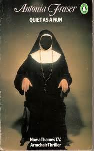 Armchair Thriller Quiet As A Nun Random Creepy Scene 487 Quiet As A Nun