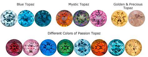 colors of topaz our designer gold