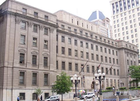 New Baltimore Post Office by United States Post Office And Courthouse Baltimore