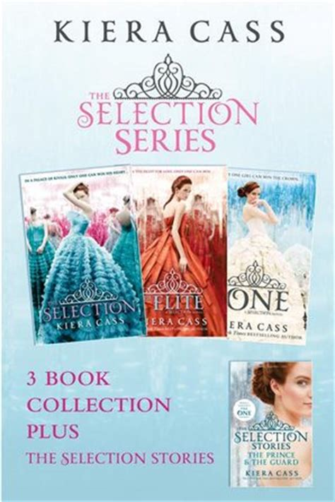 Novel Dewasa The Selection Series 3 The One book details the selection series 1 3 the selection the elite the one plus the guard and