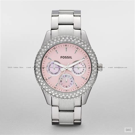 Fossil Pink fossil es2946 s stella end 8 27 2018 6 59 pm