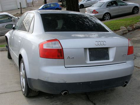 2002 audi a4 quattro parts 2002 audi a4 1 8t quattro parts car stock 005133