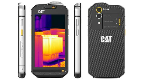 Caterpillar Cat Phone S60 caterpillar s new s60 is the smartphone with flir