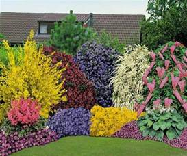 Garden Flower Beds 33 Beautiful Flower Beds Adding Bright Centerpieces To Yard Landscaping And Garden Design