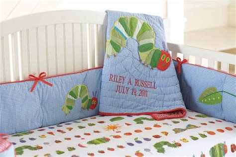 17 Best Images About The Very Hungry Caterpillar 45th Eric Carle Crib Bedding