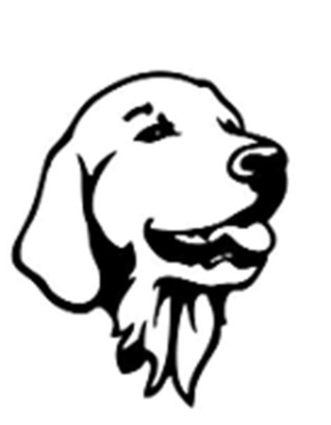 golden retriever decals decals stickers
