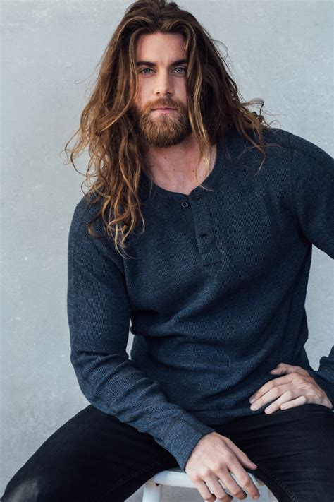 what happened to the long haired guy on tmz 27 reasons to love brock o hurn instagram brock ohurn