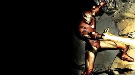 1600x900 Iron Patriot Marvel iron man vs iron patriot wallpaper