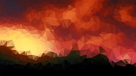 wallpaper abstract polygon abstract polygon design hd wallpaper m9themes