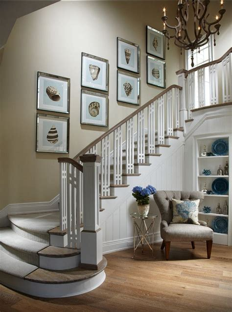 Decorating Ideas For Stairs Decor That Compliments The Stairway Tuvalu Home