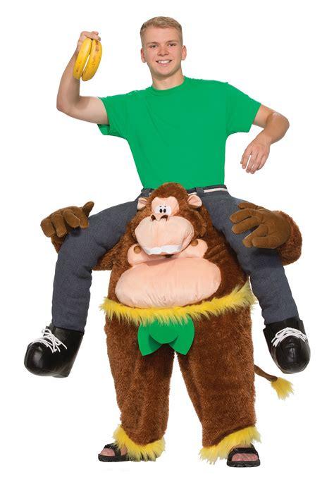 monkey costume ride on monkey costume