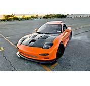 500  HP Mazda RX7 // The Ups &amp Downs StanceNation