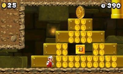 Bros Gold Flower B43547 top 10 gold flower levels in new mario bros 2