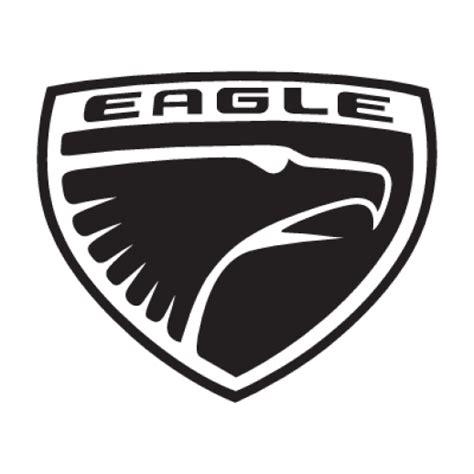 Eagle L Company eagle car company logo vector ai pdf free graphics