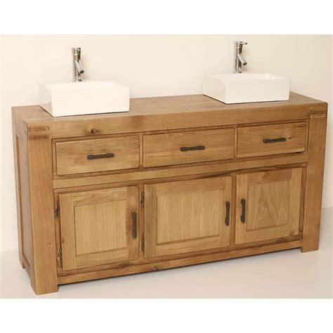 best price bathroom vanity units milan large rustic double oak bathroom vanity unit best