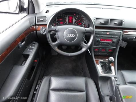 2004 audi a4 3 0 quattro sedan dashboard photo